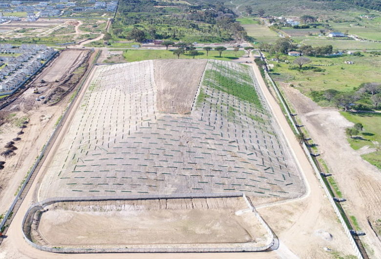 Construction of Remediation Measures for Waterkloof Historic Landfill Site