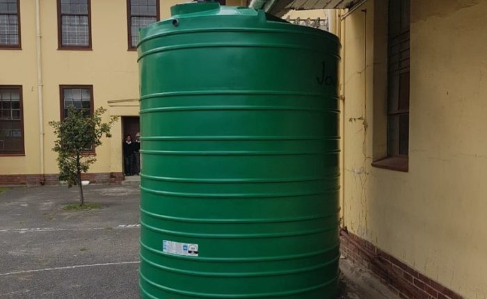 Installation of Water Storage & Reticulation at Education Facilities