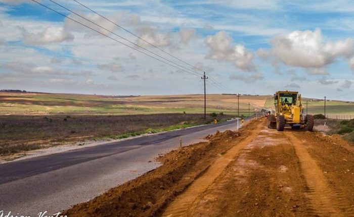 Rehabilitation of Main Road 240 from Vredenburg to Paternoster