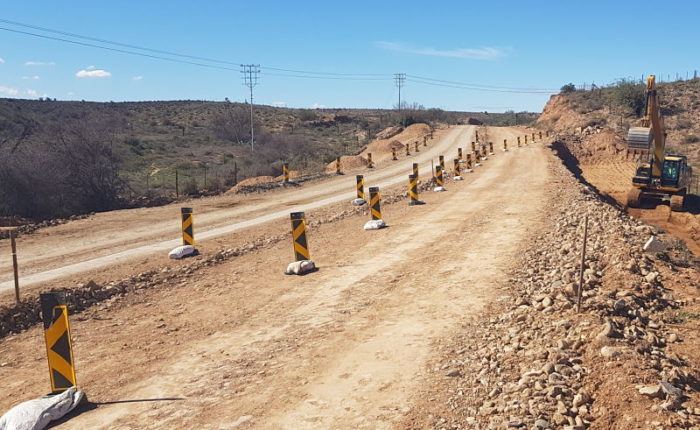 Rehabilitation of Divisional Road 1688 Calitzdorp